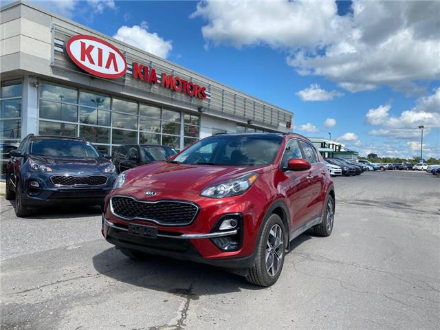 2020 Kia Sportage EX (Stk: 4479) in Gloucester - Image 1 of 11