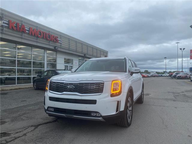 2020 Kia Telluride SX Limited w/Nappa (Stk: 4757) in Gloucester - Image 1 of 23
