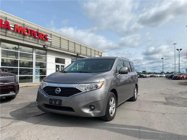 2011 Nissan Quest 3.5 SV (Stk: P1009A) in Gloucester - Image 1 of 16