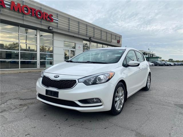2015 Kia Forte 2.0L LX+ (Stk: 5032A) in Gloucester - Image 1 of 10
