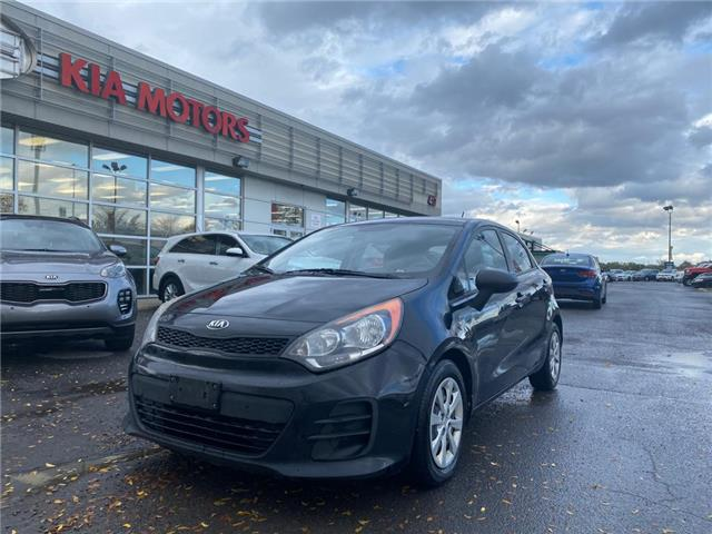 2016 Kia Rio LX+ (Stk: 4785A) in Gloucester - Image 1 of 11