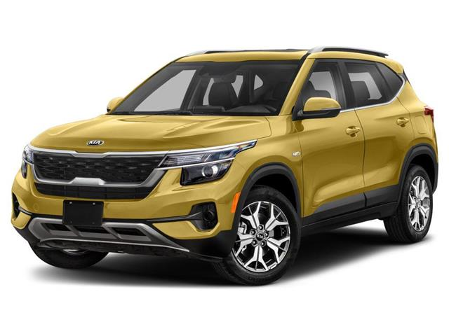 2021 Kia Seltos EX (Stk: 5084) in Gloucester - Image 1 of 9