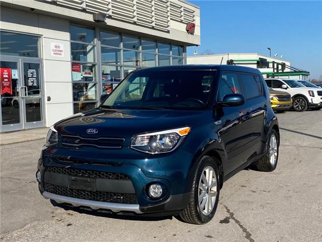2018 Kia Soul EX (Stk: 5091A) in Gloucester - Image 1 of 13