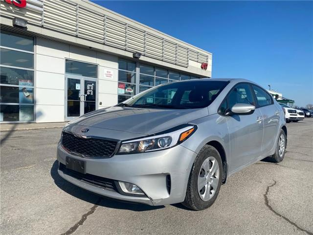 2017 Kia Forte LX+ (Stk: 5080A) in Gloucester - Image 1 of 12