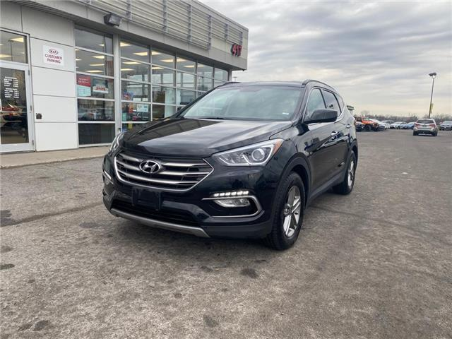 2017 Hyundai Santa Fe Sport 2.4 Base (Stk: 4642A) in Gloucester - Image 1 of 16
