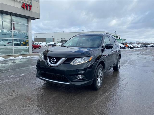 2015 Nissan Rogue SL (Stk: W1056) in Gloucester - Image 1 of 16