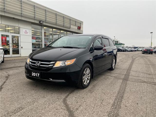 2017 Honda Odyssey EX (Stk: W1058) in Gloucester - Image 1 of 21