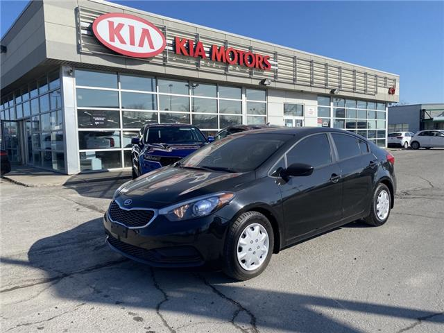 2016 Kia Forte 1.8L LX (Stk: 5215A) in Gloucester - Image 1 of 20