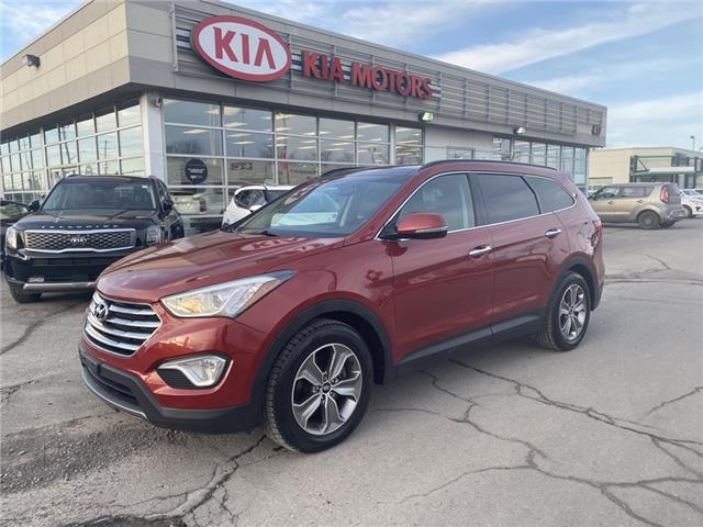 2014 Hyundai Santa Fe XL Limited (Stk: 5177A) in Gloucester - Image 1 of 27