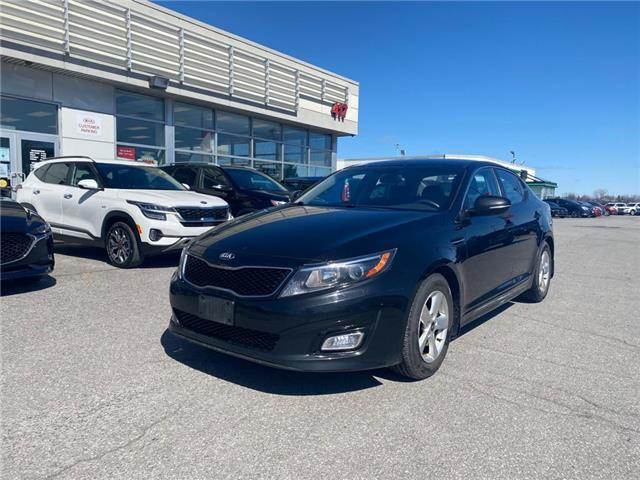 2014 Kia Optima LX (Stk: 5227A) in Gloucester - Image 1 of 13