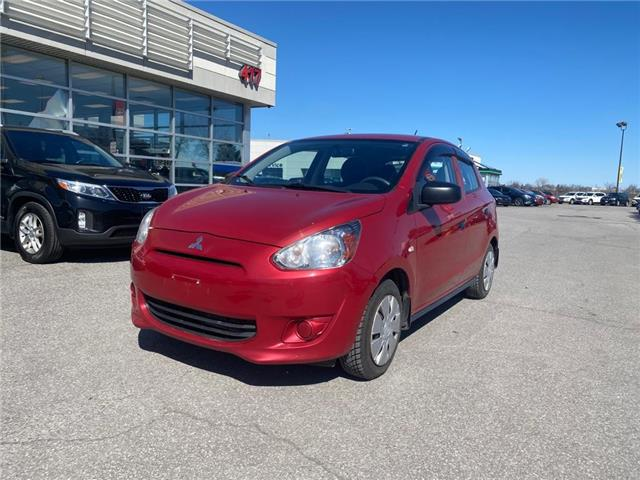 2015 Mitsubishi Mirage ES (Stk: 5191A) in Gloucester - Image 1 of 12