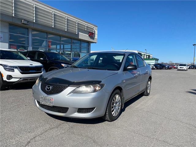 2006 Mazda Mazda3 GS (Stk: 5208B) in Gloucester - Image 1 of 12