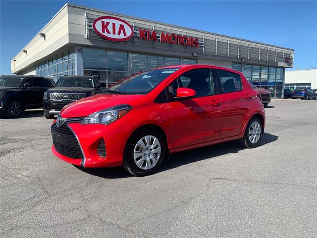 2017 Toyota Yaris LE (Stk: 5234A) in Gloucester - Image 1 of 20