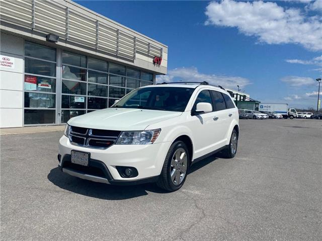 2016 Dodge Journey R/T (Stk: 5249A) in Gloucester - Image 1 of 17