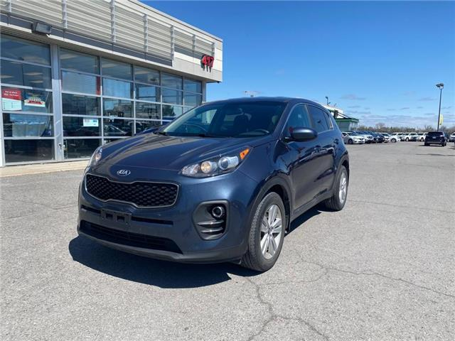 2017 Kia Sportage LX (Stk: 5059A) in Gloucester - Image 1 of 12