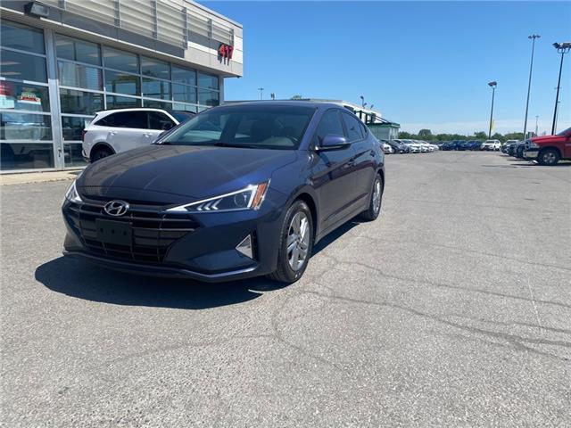 2019 Hyundai Elantra Preferred (Stk: 5264A) in Gloucester - Image 1 of 17