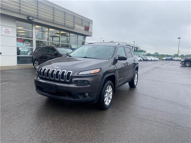 2014 Jeep Cherokee North (Stk: 5311A) in Gloucester - Image 1 of 15