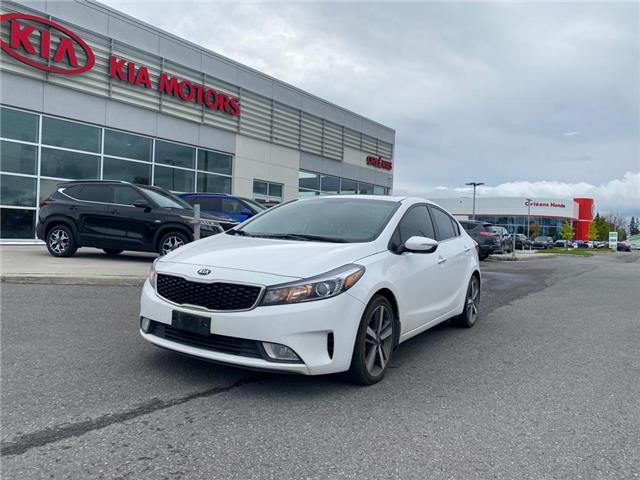 2018 Kia Forte EX Luxury (Stk: 2211A) in Orléans - Image 1 of 16