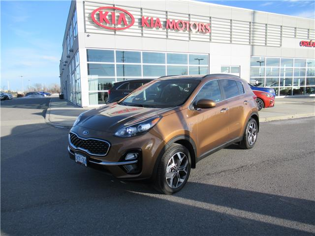 2020 Kia Sportage EX (Stk: 2092) in Orléans - Image 1 of 26