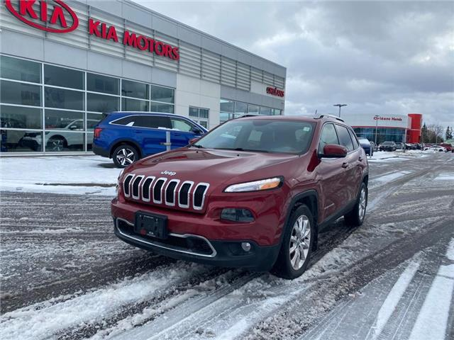2015 Jeep Cherokee Limited (Stk: 2242A) in Orléans - Image 1 of 19