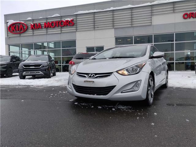 2016 Hyundai Elantra GLS (Stk: 2311A) in Orléans - Image 1 of 18