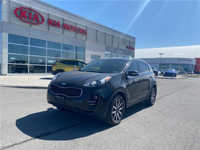 2019 Kia Sportage  (Stk: 2357A) in Orléans - Image 1 of 19