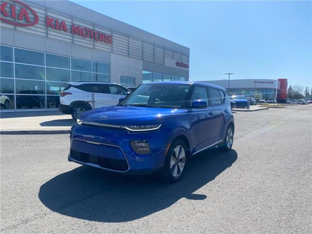 2021 Kia Soul EV EV Limited (Stk: 2220) in Orléans - Image 1 of 13