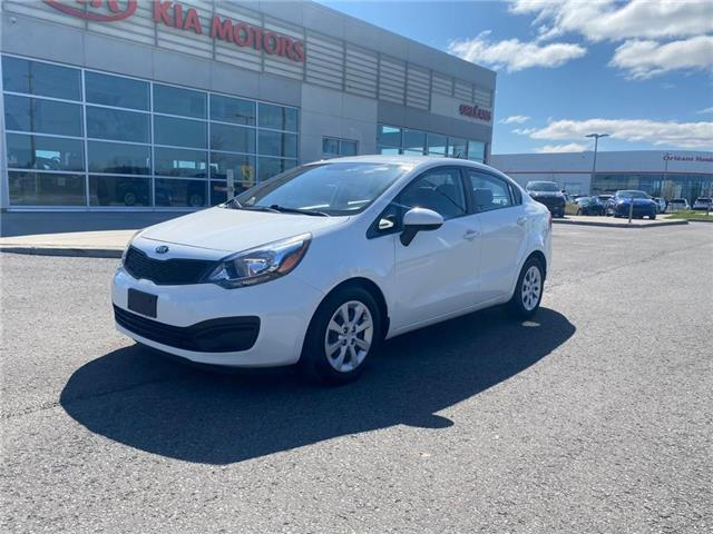 2015 Kia Rio LX+ (Stk: 2425A) in Orléans - Image 1 of 14