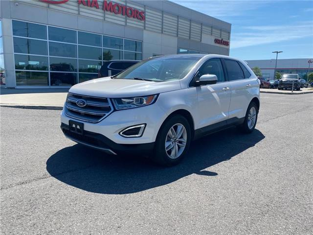 2017 Ford Edge SEL (Stk: 2472A) in Orléans - Image 1 of 16