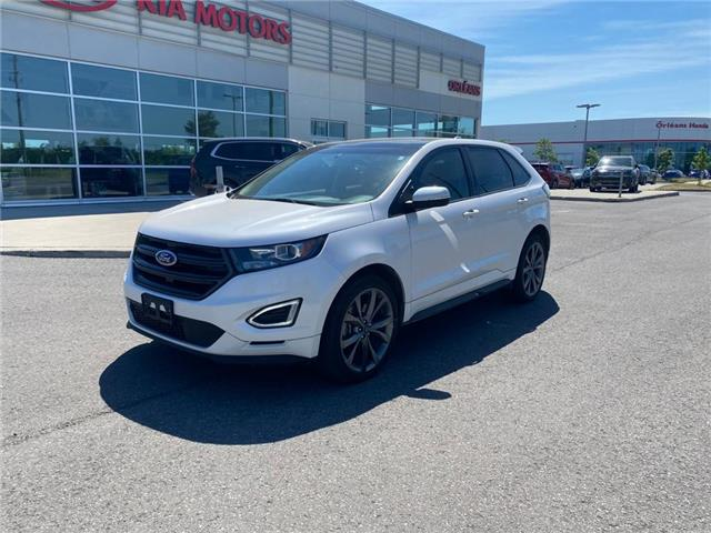 2017 Ford Edge Sport (Stk: 2455B) in Orléans - Image 1 of 16