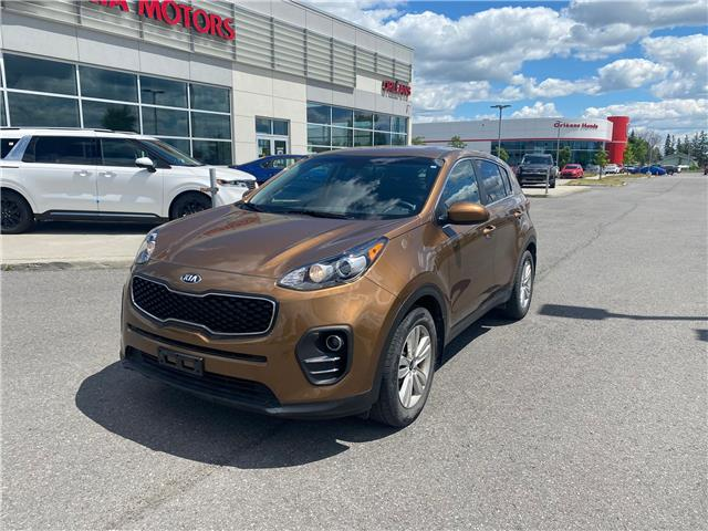 2017 Kia Sportage  (Stk: 2401A) in Orléans - Image 1 of 15