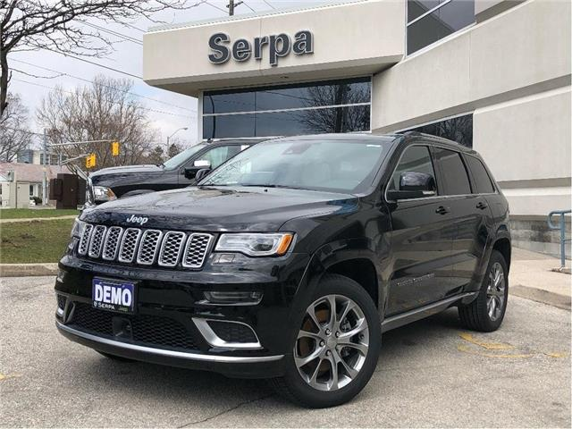 2020 Jeep Grand Cherokee Summit (Stk: 204018) in Toronto - Image 1 of 20