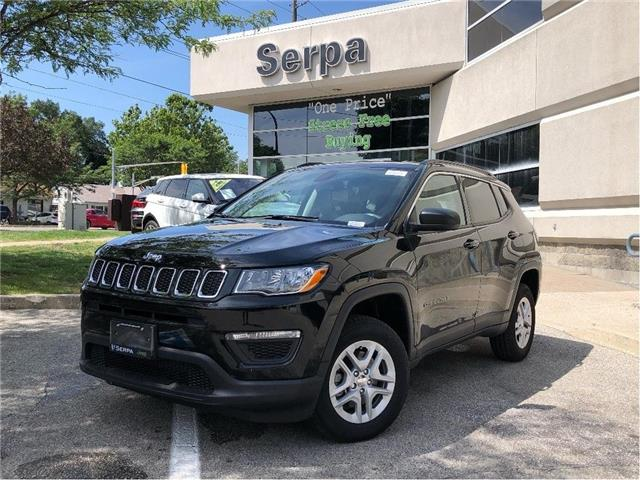 2020 Jeep Compass Sport (Stk: 204079) in Toronto - Image 1 of 16