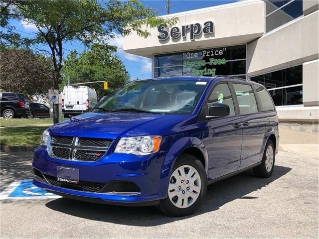 2020 Dodge Grand Caravan SE (Stk: 207019) in Toronto - Image 1 of 18