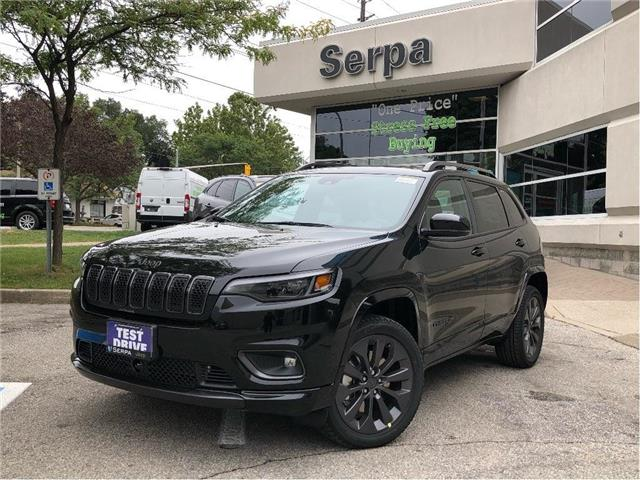 2020 Jeep Cherokee Limited (Stk: 204093) in Toronto - Image 1 of 19