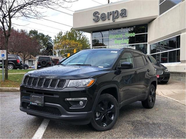 2021 Jeep Compass Altitude (Stk: 214001) in Toronto - Image 1 of 19