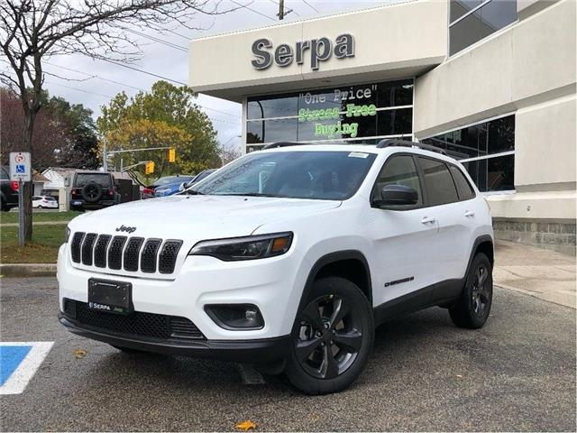 2021 Jeep Cherokee North (Stk: 214011) in Toronto - Image 1 of 19