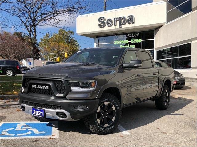2021 RAM 1500 Rebel (Stk: 212004) in Toronto - Image 1 of 23