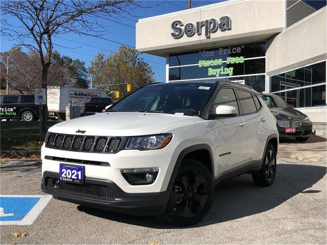 2021 Jeep Compass Altitude (Stk: 214010) in Toronto - Image 1 of 20