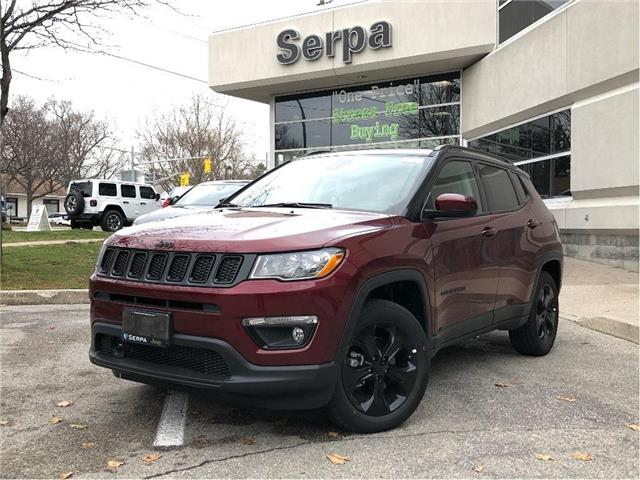 2021 Jeep Compass Altitude (Stk: 214007) in Toronto - Image 1 of 21