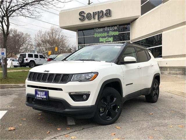 2021 Jeep Compass Altitude (Stk: 214012) in Toronto - Image 1 of 21
