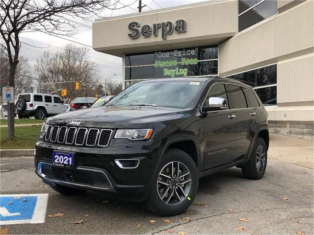 2021 Jeep Grand Cherokee Limited (Stk: 214024) in Toronto - Image 1 of 21