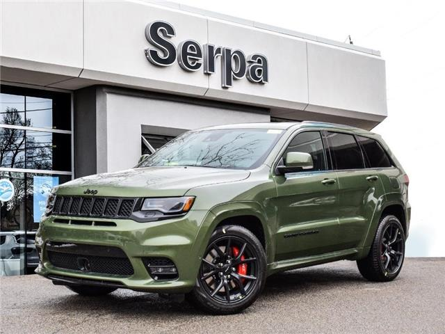 2021 Jeep Grand Cherokee SRT (Stk: 214030) in Toronto - Image 1 of 22