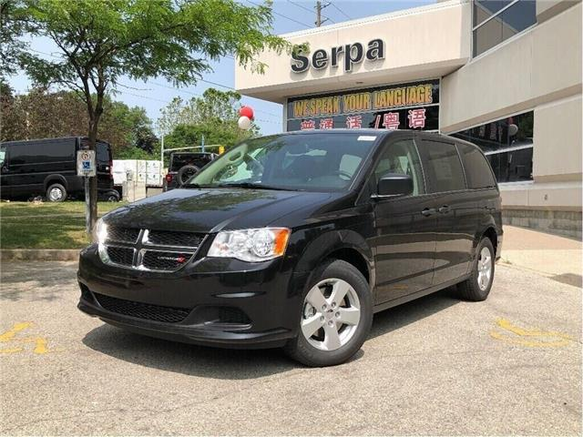 2019 Dodge Grand Caravan 29E Canada Value Package (Stk: 197088) in Toronto - Image 1 of 17