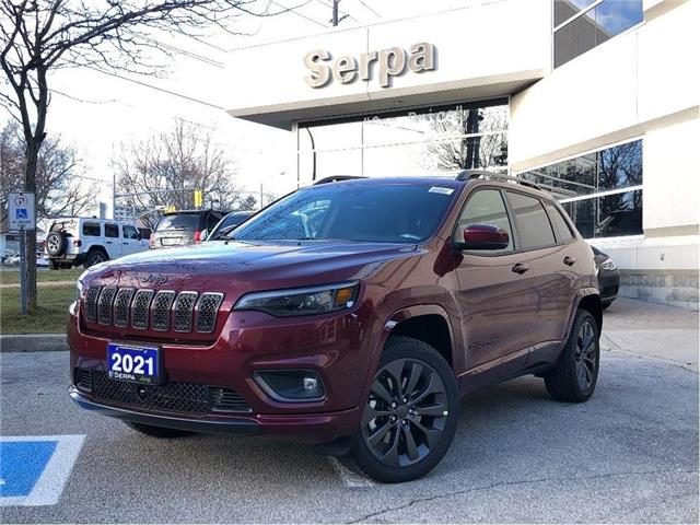 2021 Jeep Cherokee Limited (Stk: 214027) in Toronto - Image 1 of 20