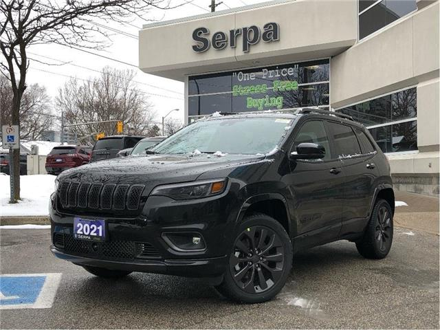 2021 Jeep Cherokee Limited (Stk: 214032) in Toronto - Image 1 of 21