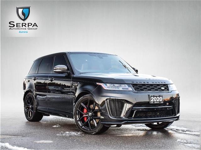 2020 Land Rover Range Rover Sport SVR (Stk: P9275) in Toronto - Image 1 of 29