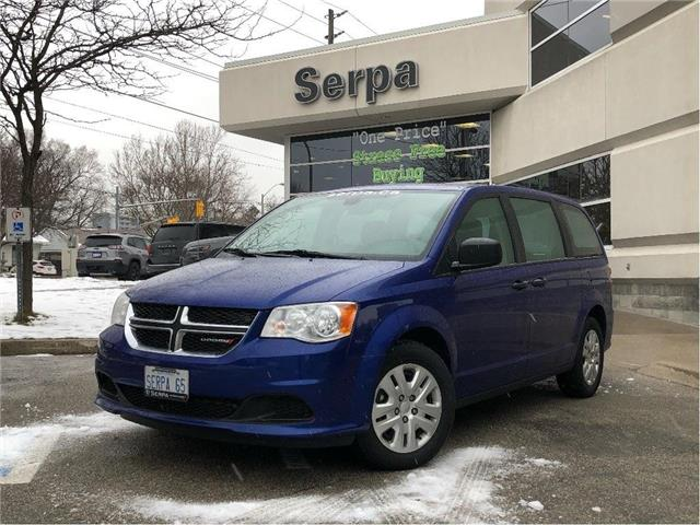 2019 Dodge Grand Caravan 29E Canada Value Package (Stk: 197056) in Toronto - Image 1 of 19