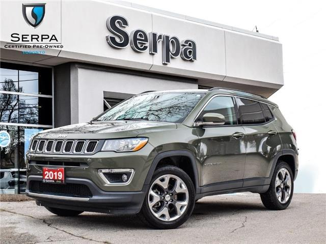 2019 Jeep Compass Limited (Stk: P9293) in Toronto - Image 1 of 29