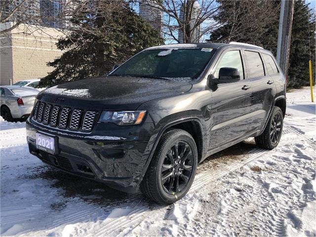 2021 Jeep Grand Cherokee Laredo (Stk: 214050) in Toronto - Image 1 of 19